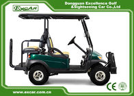 China EXCAR CE Approved Electric Hunting Carts 48V Lifted 4 Seater Golf Cart 3.7KW factory
