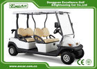 Golf Course 2nd Hand Golf Carts 48V 3.7KW 4 Seater 1 Year Warranty