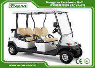 China Golf Course 2nd Hand Golf Carts 48V 3.7KW 4 Seater 1 Year Warranty company