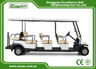 EXCAR Electric Golf Buggy With Trojan Acid Battery / Curtis Controller