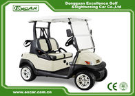 China ISO/CE Approved Electric 2 Seater Golf Cart 275A Curtis Controller/Trojan Battery factory