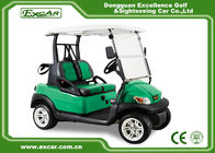 China CE Approved 2 Seater Trojan Battery Powered Electric Golf Carts factory