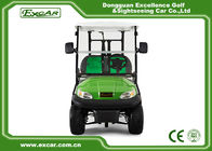 China Green 4 Wheel Electric Golf Car 2 Passenger 48V Battery Golf Cart factory