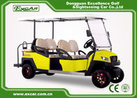China 4 Wheel 350A Controller Electric Sightseeing Car 48 Voltage With CE Certificated factory