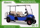 China ISO Approved Electric Golf Carts 350A Controller Golf Cart Buggy 48V factory