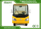 8 Passenger Electric Sightseeing Car With Trojan Battery Curtis Controller