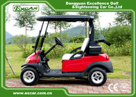 EXCAR Electric Golf Car 2 Person 48V Trojan Battery / Curtis Controller