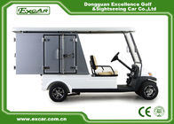 China Electric Utility Carts with Cargo box factory
