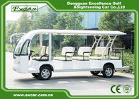 China EXCAR G1S14 Electric Passenger Car 48V Trojan Battery Powered company