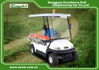 3.7KW 48 Voltage Emergency Golf Carts A1M2 Body Color Can Be Customized