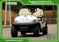 China Convenient 4 Wheel Electric Security Vehicles Without Roof , 1 Year Warranty factory
