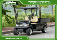 China 2 Seater Electric Golf Utility Carts Electric Hotel Buggy Car with Aluminium Cargo factory