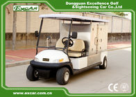 China Small 350A Controller Battery Operated Golf Buggy For Hotel 1 Year Warranty factory
