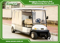China Battery Powered Golf Buggy With Onboard Charger 50 - 70KM Range factory