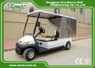 China 2 Person Hotel Buggy Car 3.7KW 48V Trojan Batteries Golf Cart Buggy factory