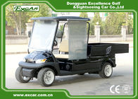 China Mobile Electric Food Cart CE Approved With Rear / Side View Mirrors factory