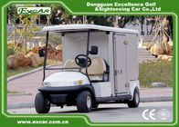48V Food And Beverage Golf Cart 5KW Electric Motor 4000 * 1200 * 1900 MM