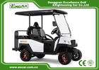 China Easy Go 4 Seater Hunting Golf Carts 48V Trojan Batteries Club Buggy Car factory