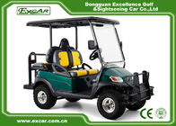 China 3-4 Passenger Electric Hunting Carts With Coil Spring Hydraulic Shock Absorber factory