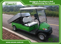 2 Passenger Electric Utility Carts / Electric Food Cart With 48v Trojan Batteries