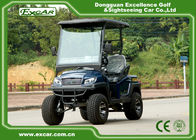 China Custom 4 Seat Electric Hunting Carts / Club Car Hunting Buggy factory