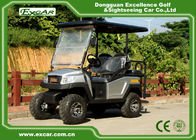 China SUV 4 Seat Hunting Electric Golf Carts With Trojan Battery 48V factory