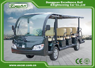China Aluminum Chassis Electric Sightseeing Car / Electric Passenger Bus factory