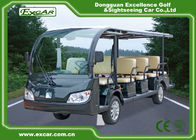 China 14 Seater Electric Sightseeing Bus , 72v Electric Shuttle Car factory