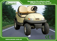 Safety Golf Cart Utility Vehicles With Comfortable Sofa Chair