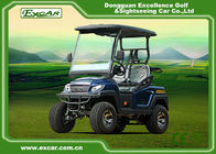 China Engineering Plastic Body Electric Golf Carts , Max.speed 25km/h factory
