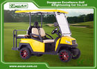 China Energy Saving 4 Seater Club Car With Italy Graziano Axle CE Approved factory