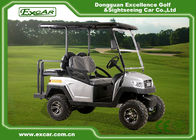 Club Car 4 Seater / Electric Hunting Carts With Trojan Battery