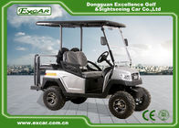 ADC Motor 48V 4 Seater Electric Hunting Carts / Club Car Electric Golf Car