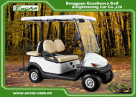 China 3.7kw Motor 4 seater Electric Golf Carts ISO Approved With Aluminium Framework factory