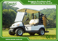 China Italy Graziano Axle 2 Passenger Golf Cart , Electric Golf Car factory