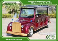 EXCAR Electric Classic Cars For 8 seater With Intelligent Onboard Charger