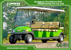 11 Passenger Electric Sightseeing Bus For Musement Park , Garden , Resort