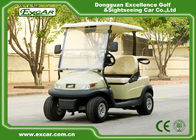 China 2 Seater 48v Trojan Battery Electric Golf Cart / Mini Golf Buggy factory