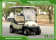 CE Approved 2 Seater Electric Utility Golf Cart 48v Trojan Battery