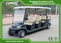Excar 48V 2 Passenger Electric Sightseeing Bus , Max.Forward Speed 23km/h