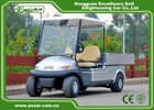 48V Trojan battery Hotel Utility Carts / 2 Seater Electric Golf Car