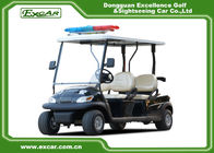 ADC 48V 3.7KW Electric Patrol Car , 4 Person Golf Cart 1 Year Warranty