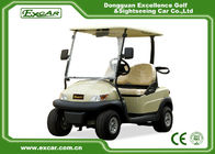 72V AC Motor 2 Seater Electric Golf Car 48v Trojan Battery Has CE certificate