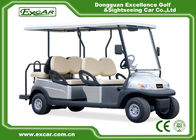 China KDS 48V 3.7KW Electric Golf Car , Italy Graziano Axle Club Car Golf Cart factory