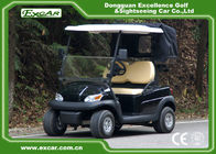 2 Seater Caddie Plate Electric Car Golf Cart For Mission Hill Golf Club