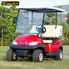 China 2 Seat Mini Gold Club Electric Multi Passenger Golf Carts With Trojan Battery factory