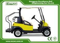 China Multi Passenger 2 Seater Golf Buggy , Motorised Golf Carts 25km / H Speed factory