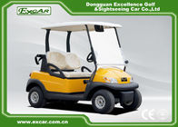 Electric Powered 2 Seats Golf Carts With Curtis Controller 48V 275A