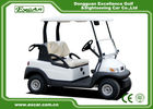 CE Approved Club Car Golf Cars / Aluminum Chassis  2 Seater Electric Ca