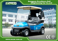 A1S2 6*8V Battery GRAZIANO Electric Golf Car With Custom Bages / Cover